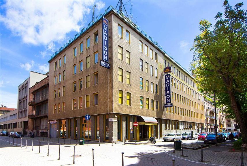 Best Western Hotel Madison - Aussenansicht