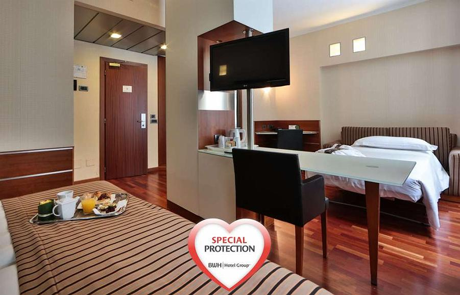 Best Western Hotel Madison - Area esterna