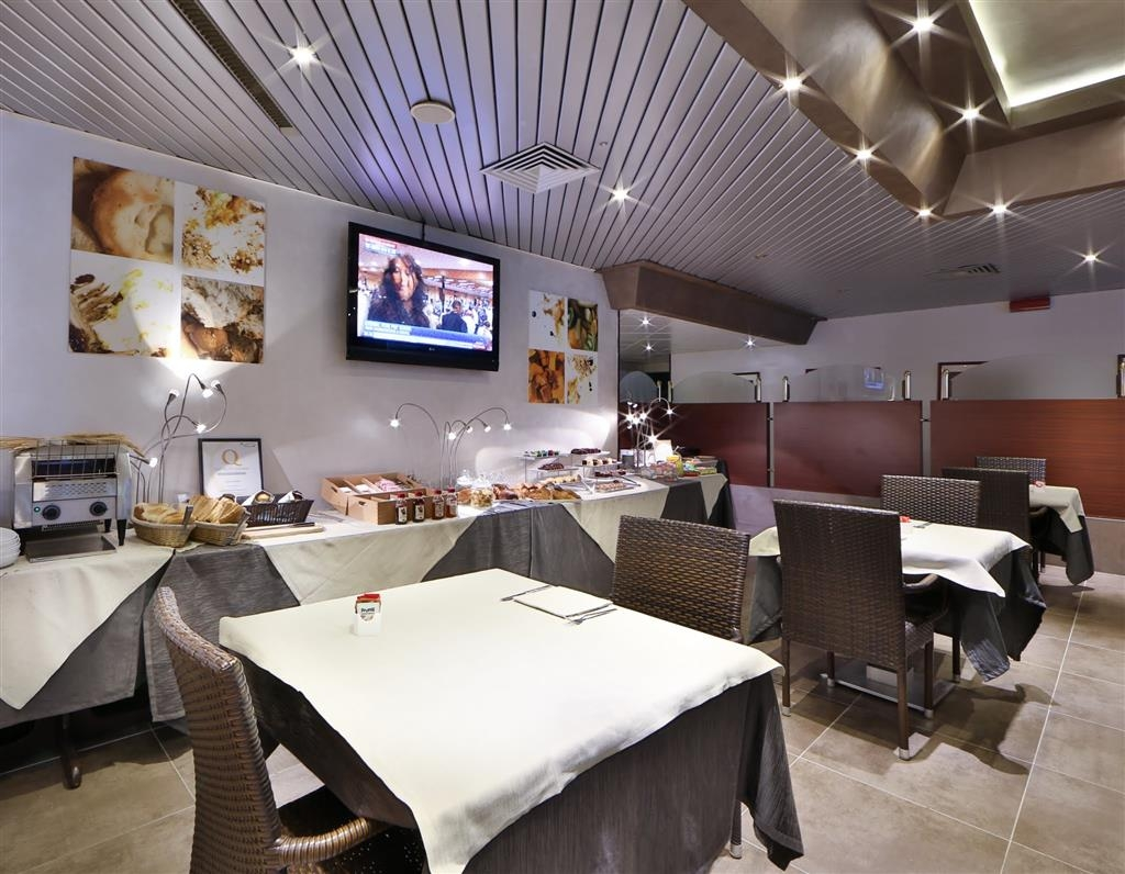 Best Western Hotel Modena District - Restaurant / Gastronomie