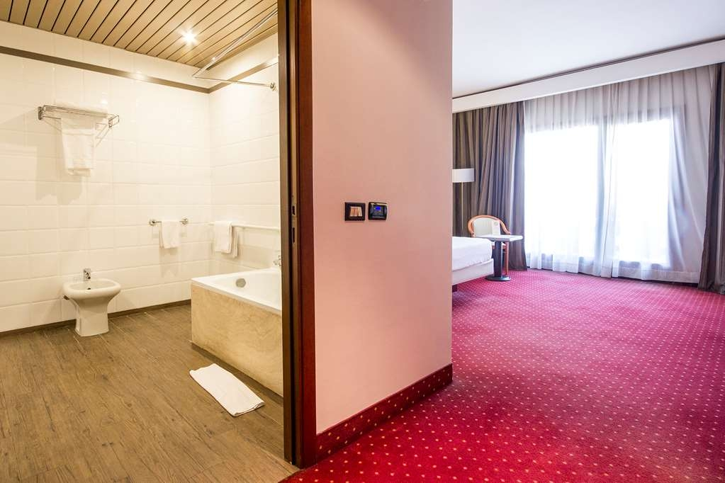Best Western Hotel Modena District - Camere / sistemazione