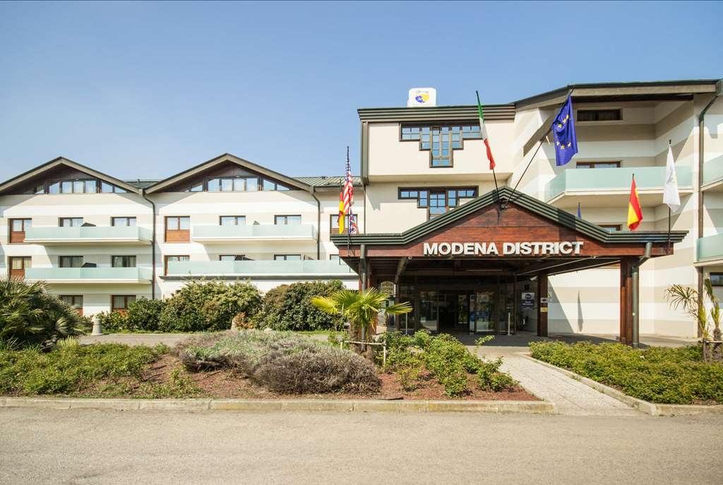 Best Western Hotel Modena District - Facciata dell'albergo