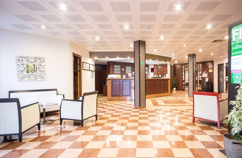 Best Western Hotel Modena District - Hall