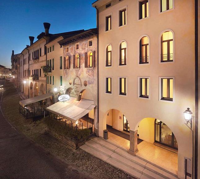Best Western Hotel Canon D'Oro - Aussenansicht