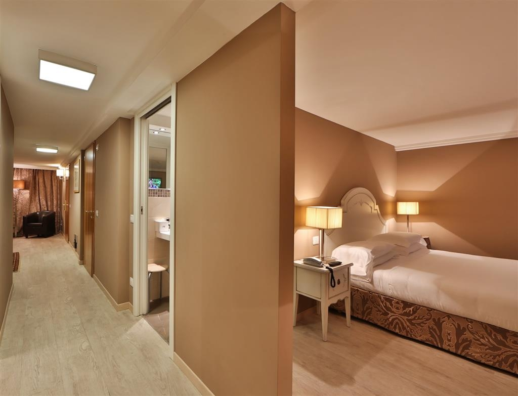 Best Western Hotel Canon D'Oro - Junior Suite