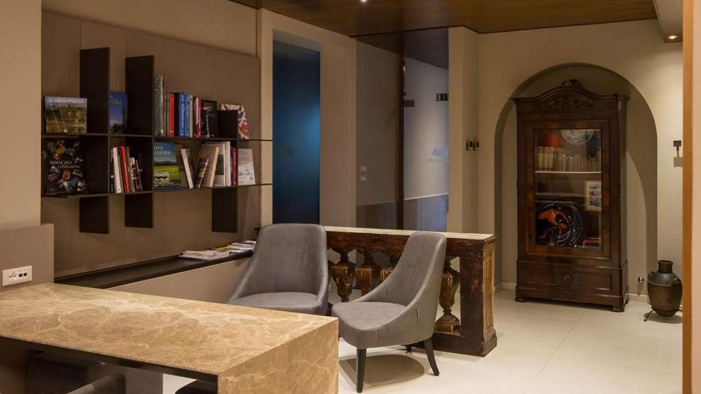 Best Western Hotel Canon D'Oro - Lobbyansicht