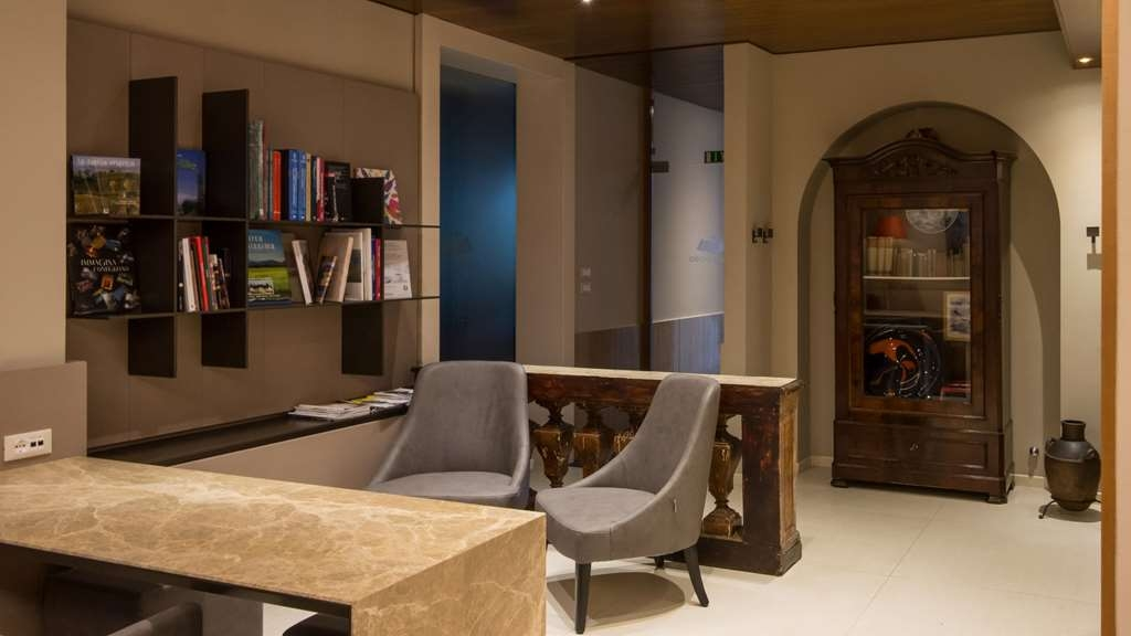 Best Western Hotel Canon D'Oro - Lobby Area