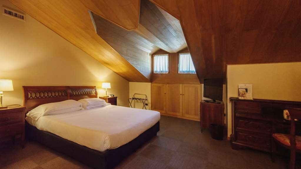 Best Western Hotel Canon D'Oro - Junior Suite on the attic floor