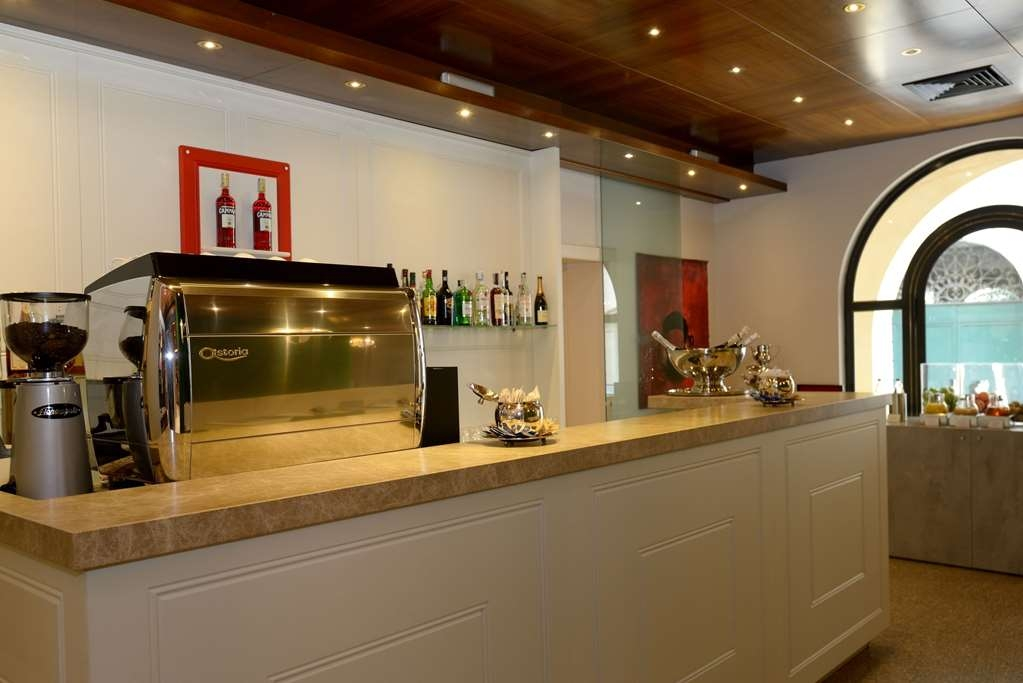 Best Western Hotel Canon D'Oro - Bar and cafe