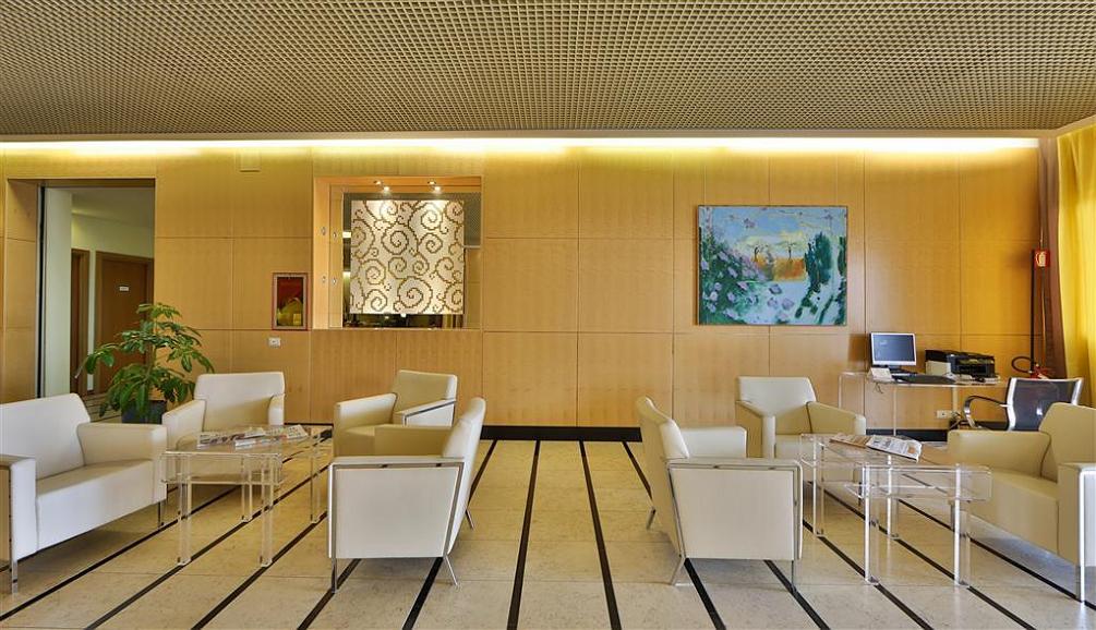 Best Western Hotel Airvenice - Lobbyansicht