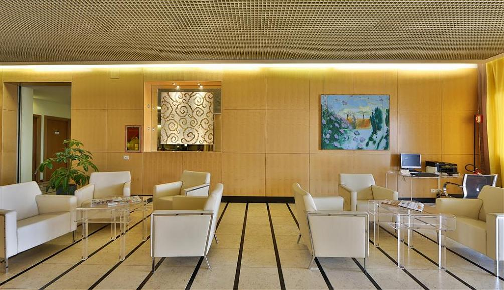 Best Western Hotel Airvenice - Hall