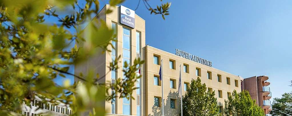 Best Western Hotel Airvenice - Aussenansicht