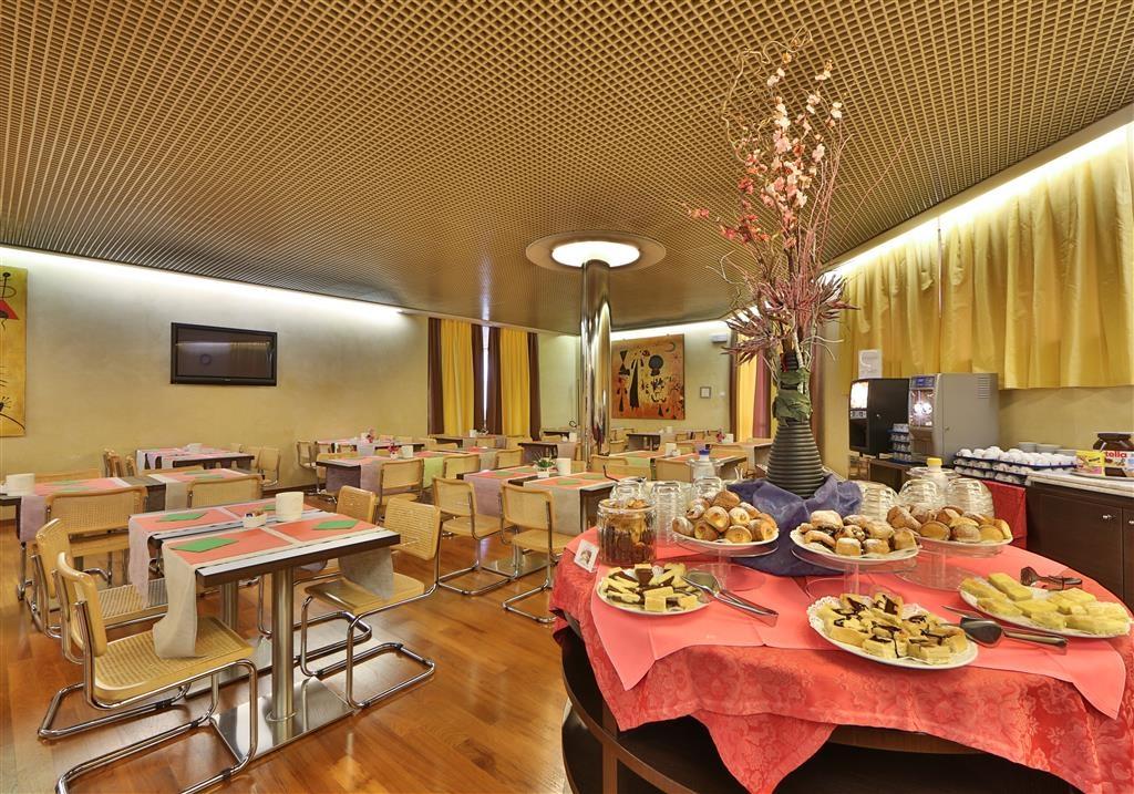 Best Western Hotel Airvenice - Prima colazione a buffet