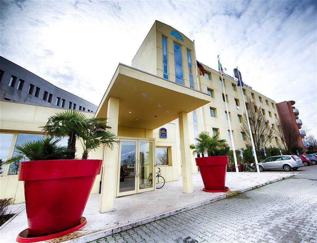 Best Western Hotel Airvenice - Facciata dell'albergo