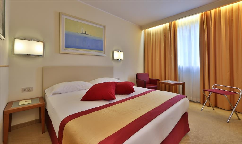 Best Western Hotel Airvenice - standard chambre