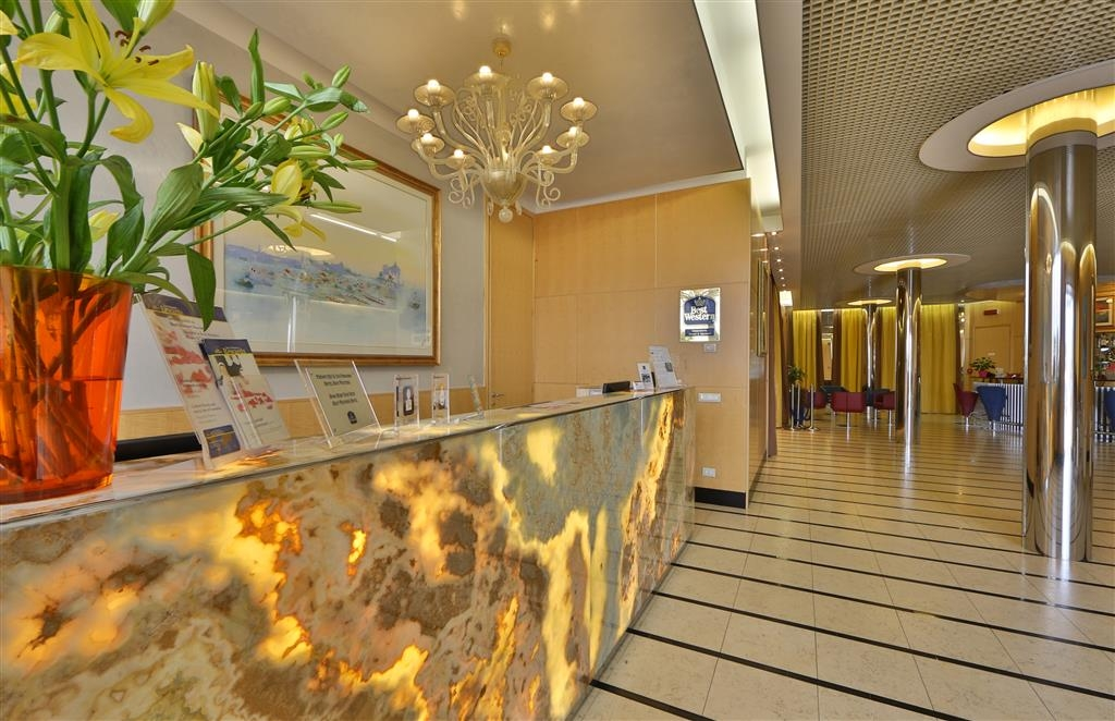Best Western Hotel Airvenice - empfang