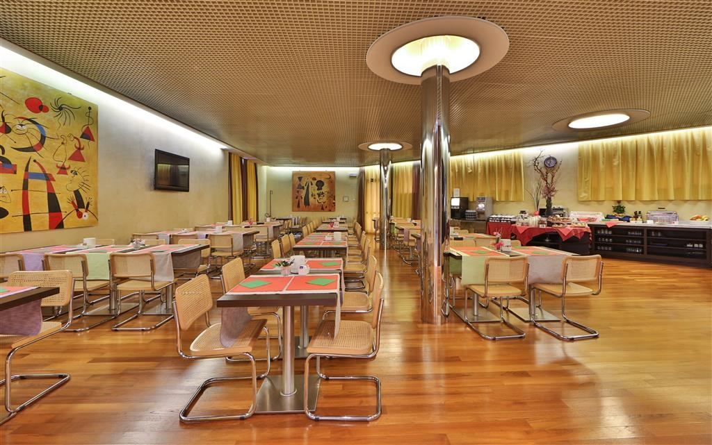 Best Western Hotel Airvenice - café