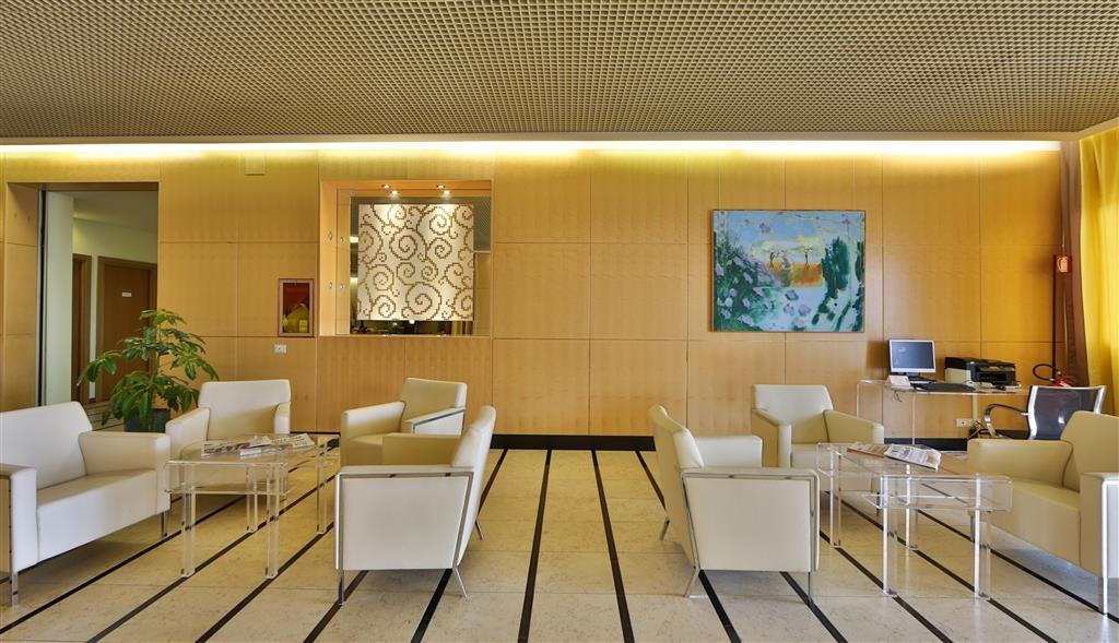 Best Western Hotel Airvenice - Vue du lobby