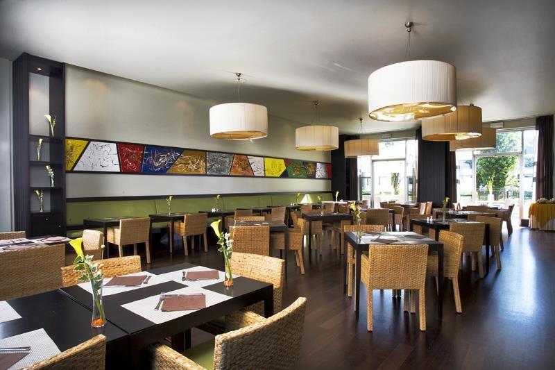 Best Western Plus Hotel Le Favaglie - Restaurante del hotel