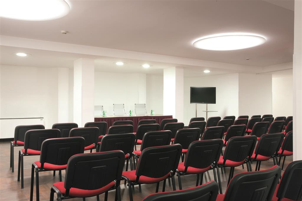 Best Western Hotel Continental - Meeting Room