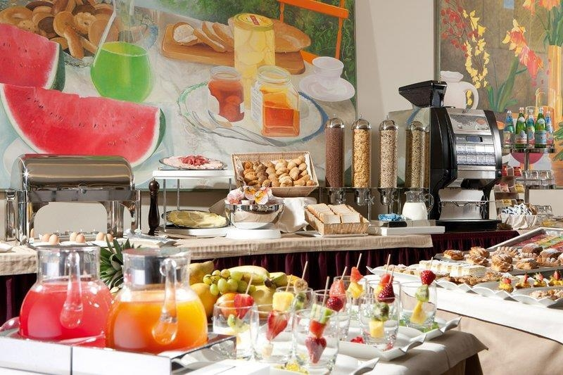 Best Western Hotel Continental - Breakfast