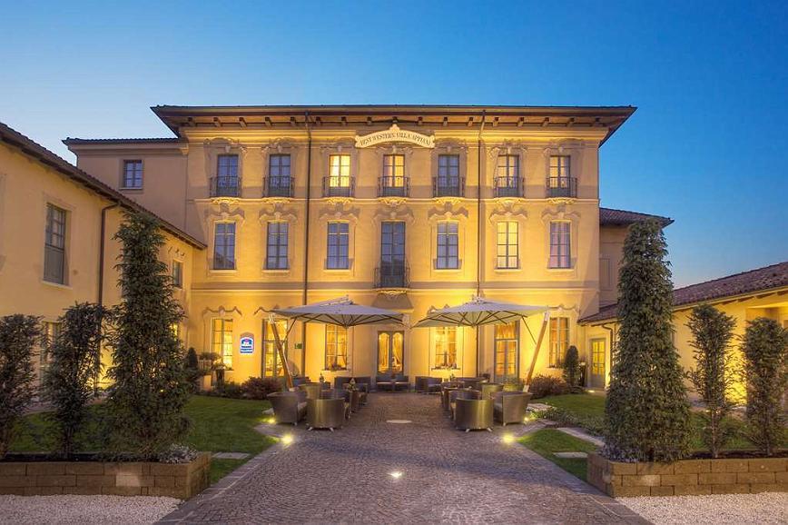 Best Western Villa Appiani - Außenansicht