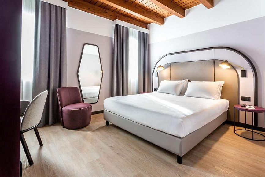 Best Western Titian Inn Hotel Treviso - Gaestezimmer