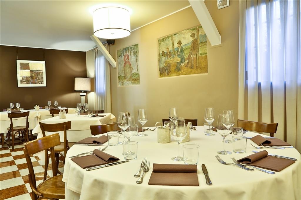 Best Western Titian Inn Hotel Treviso - Restaurante/Comedor