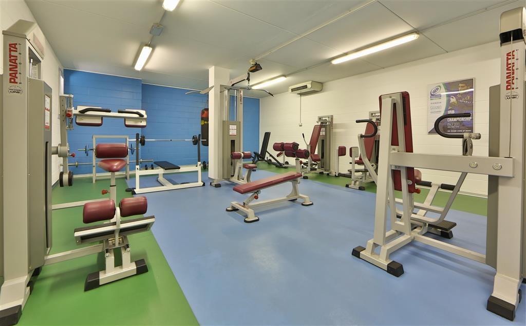 Best Western Titian Inn Hotel Treviso - Fitness Center