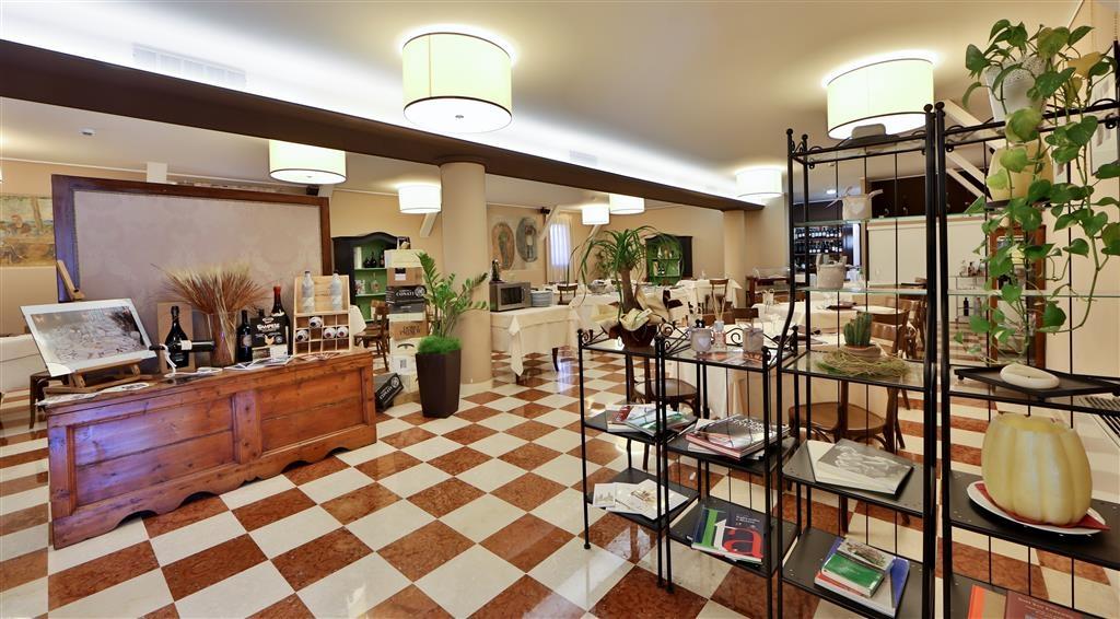 Best Western Titian Inn Hotel Treviso - restaurante-característica