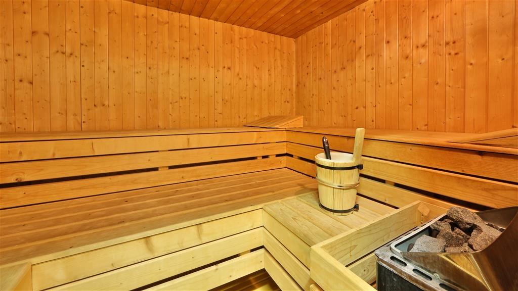 Best Western Titian Inn Hotel Treviso - Sauna