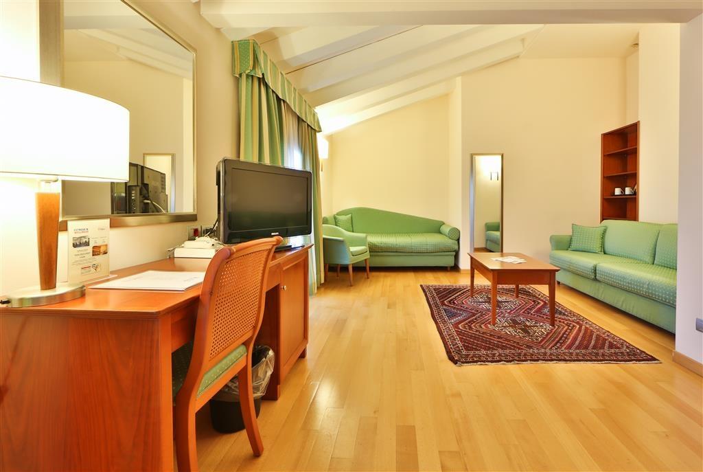 Best Western Titian Inn Hotel Treviso - King Junior Suite