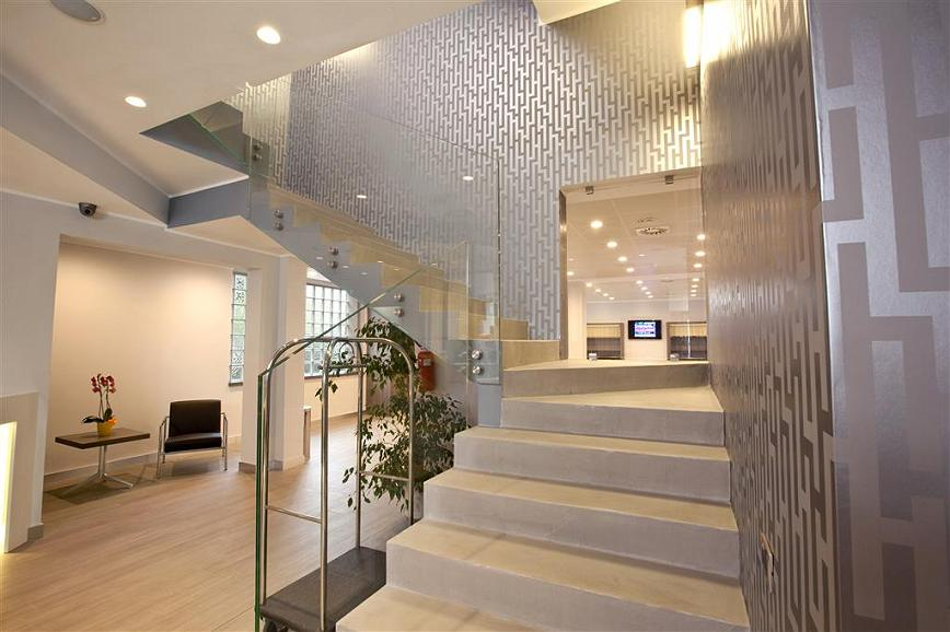 Best Western Plus BorgoLecco Hotel - Foyer