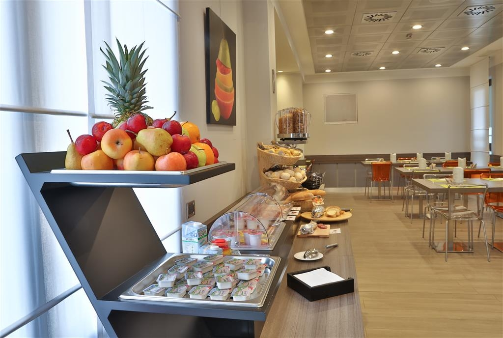 Best Western Plus BorgoLecco Hotel - Breakfast Area