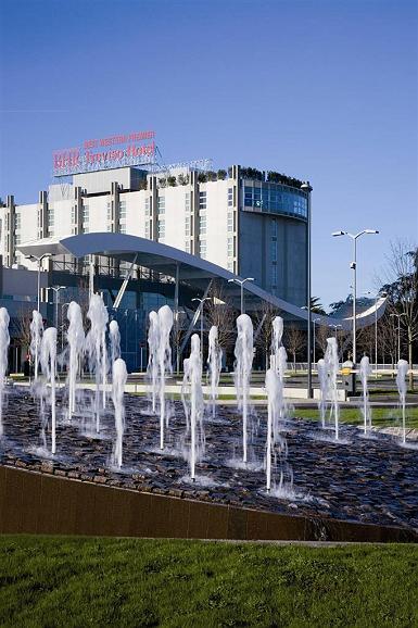 Best Western Premier BHR Treviso Hotel - Aussenansicht