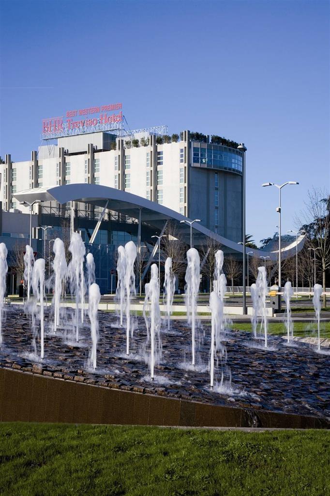 Best Western Premier BHR Treviso Hotel - Außenansicht