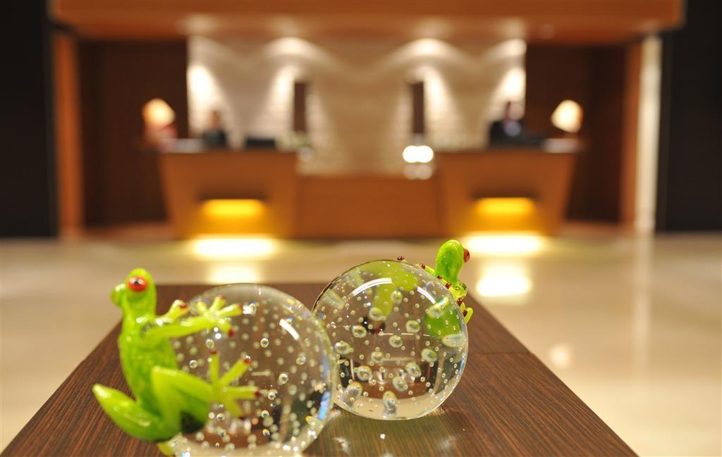 Best Western Premier BHR Treviso Hotel - Rezeption
