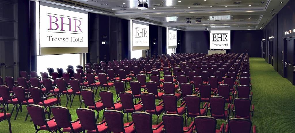 Best Western Premier BHR Treviso Hotel - Sala de reuniones