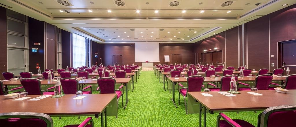 Best Western Premier BHR Treviso Hotel - Besprechungszimmer