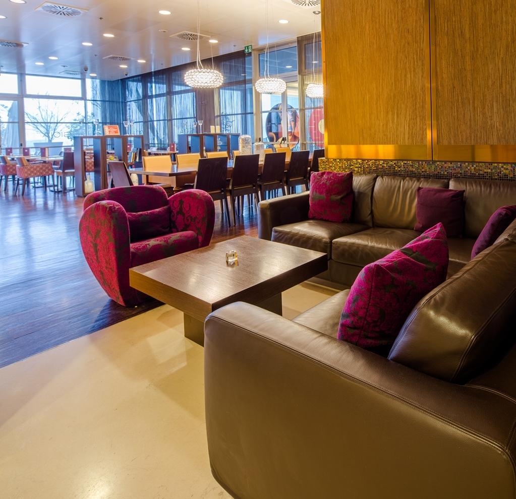 Best Western Premier BHR Treviso Hotel - Vue du lobby