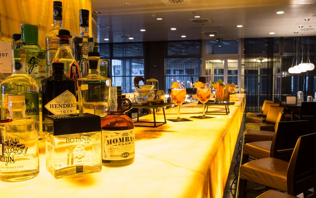 Best Western Premier BHR Treviso Hotel - Bar/Salón