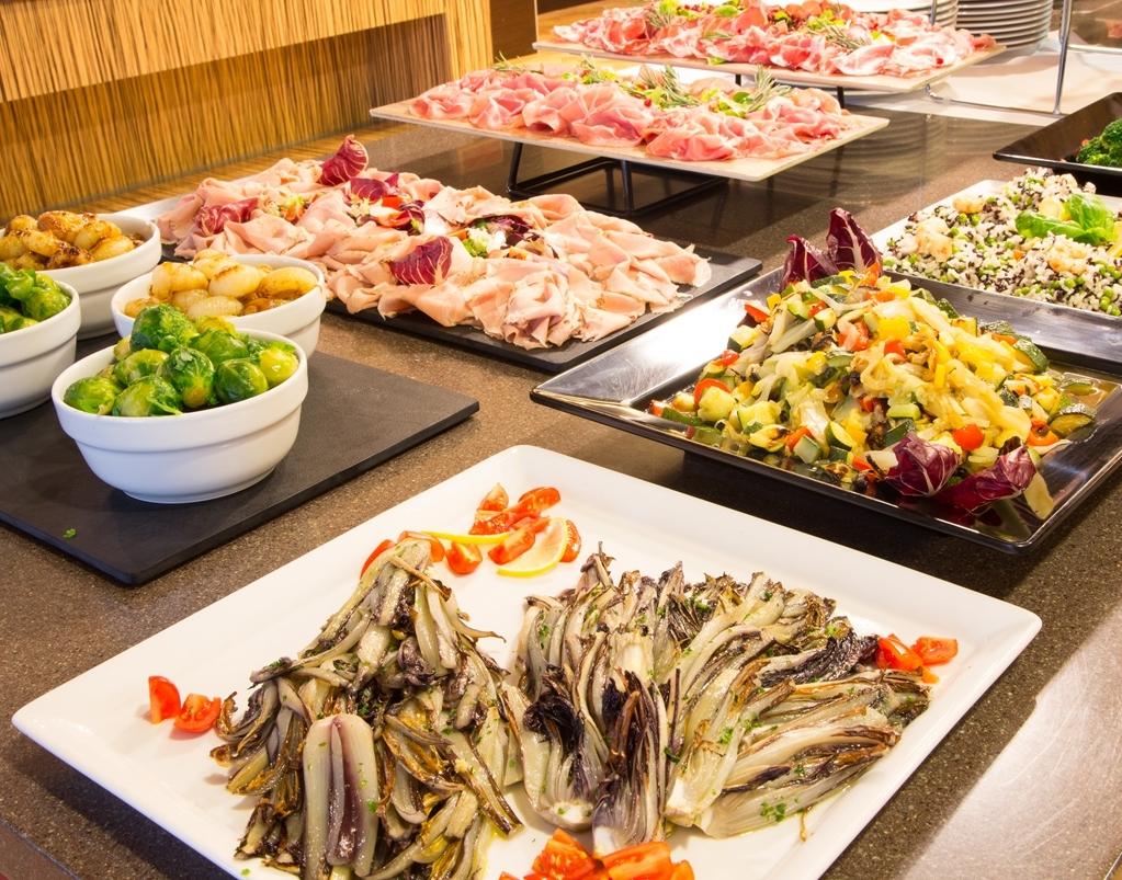 Best Western Premier BHR Treviso Hotel - Restaurante/Comedor