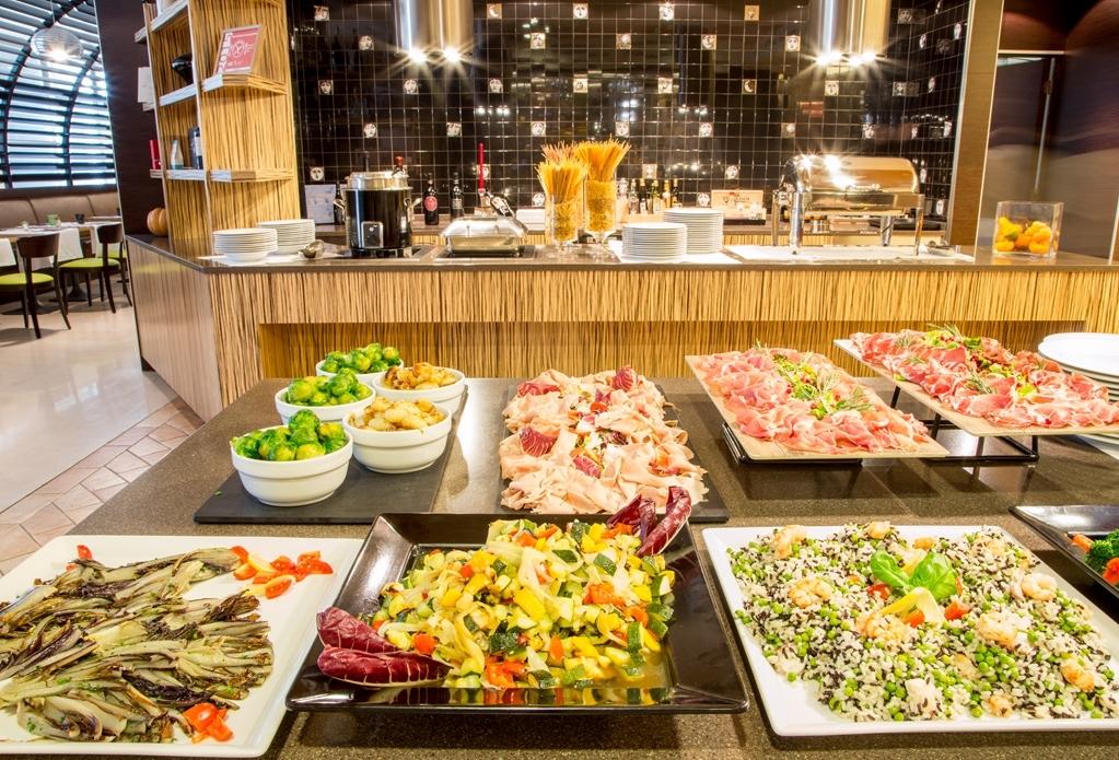 Best Western Premier BHR Treviso Hotel - Restaurant / Etablissement gastronomique