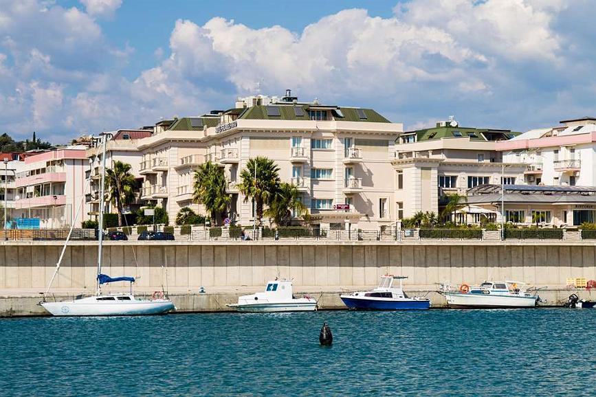 Best Western Plus Hotel Perla del Porto - Aussenansicht