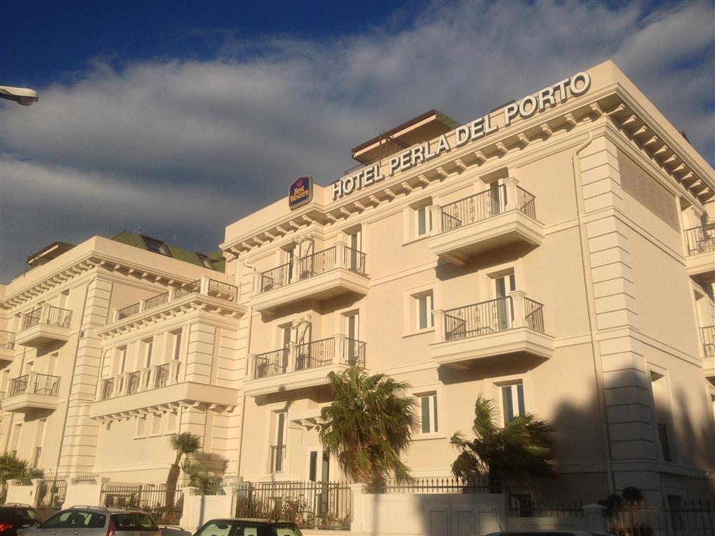 Best Western Plus Hotel Perla del Porto - Vue de l'extérieur