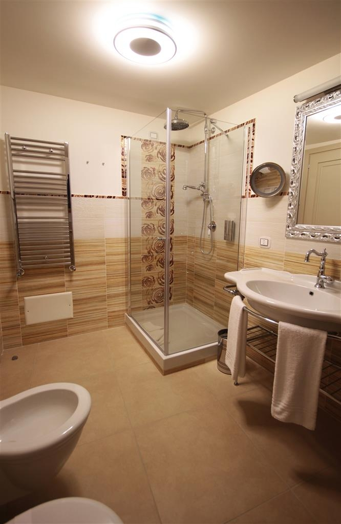 Best Western Plus Hotel Perla del Porto - Salle de bains