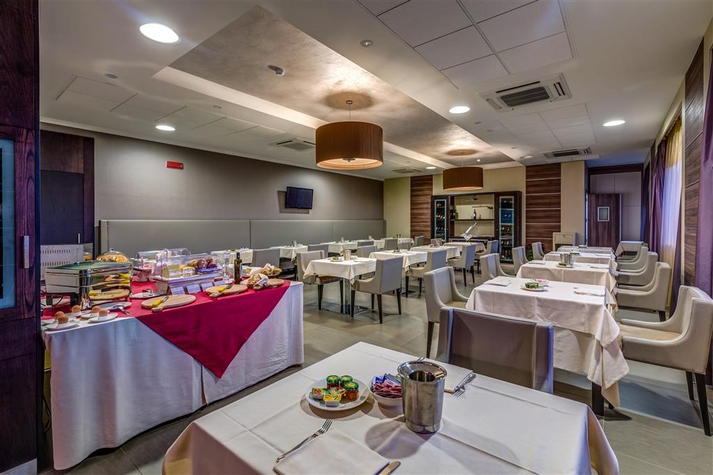 Best Western Plus Hotel Perla del Porto - Desayuno Buffet