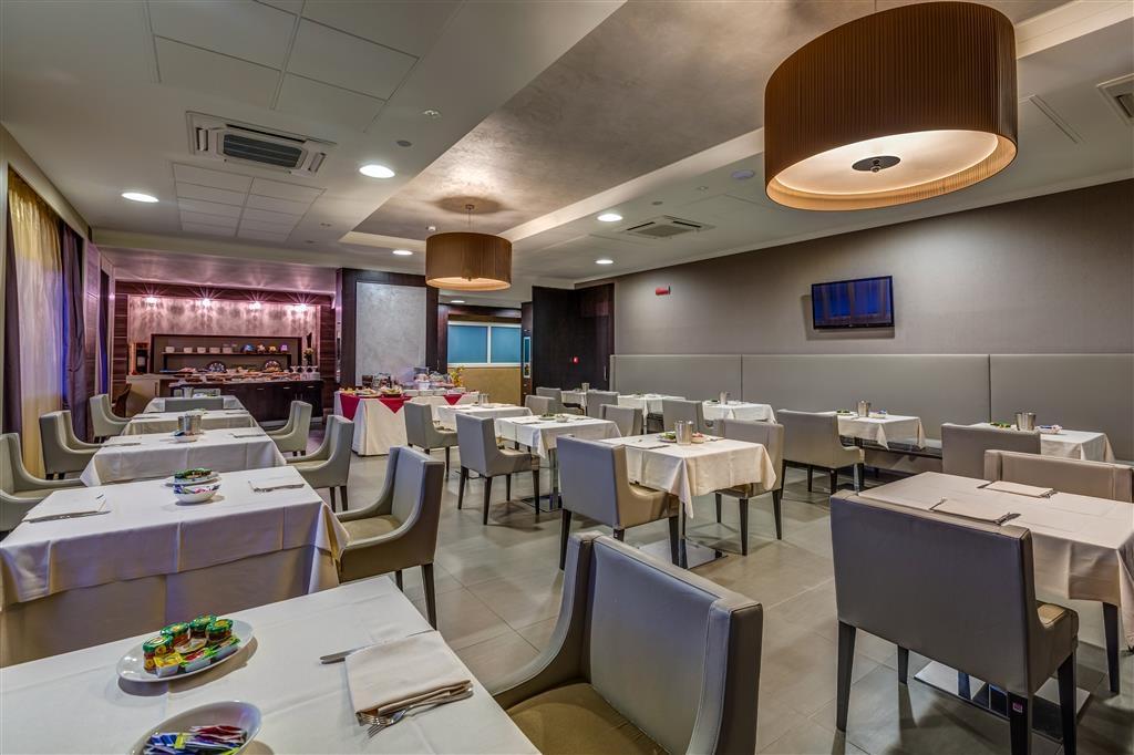 Best Western Plus Hotel Perla del Porto - Frühstücksbuffet