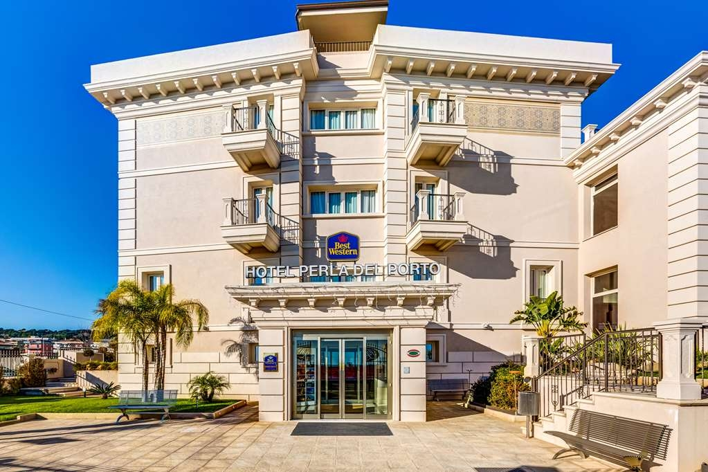 Best Western Plus Hotel Perla del Porto - Façade