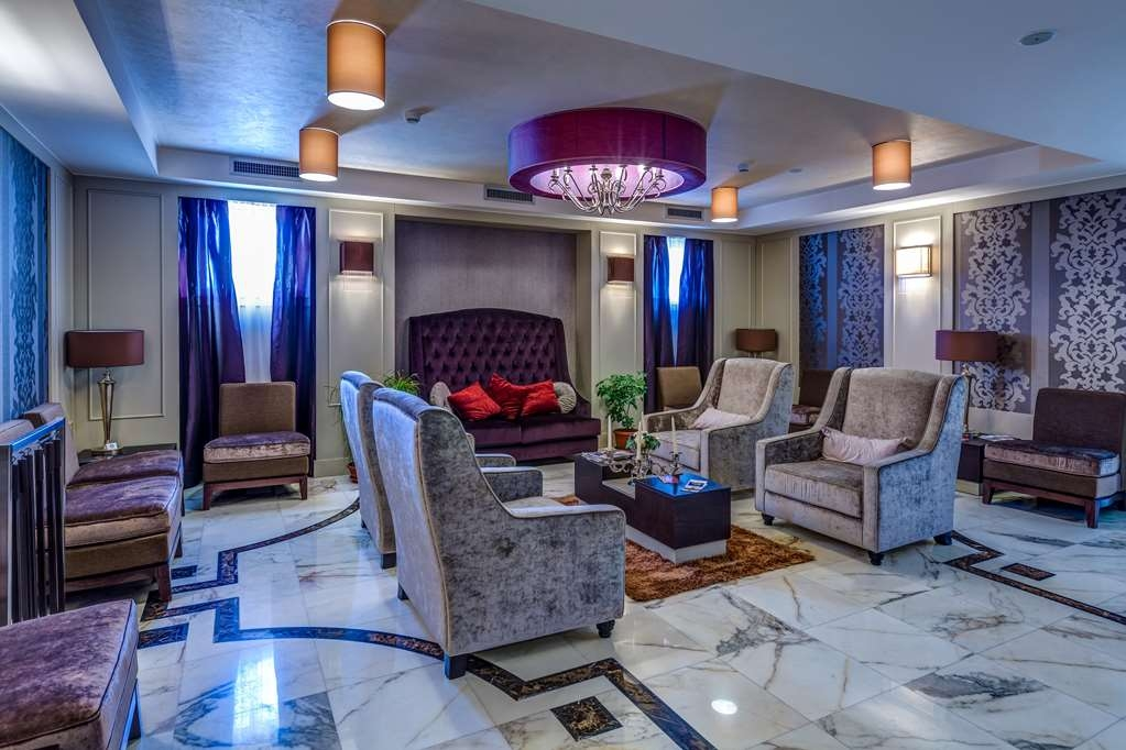 Best Western Plus Hotel Perla del Porto - Hall