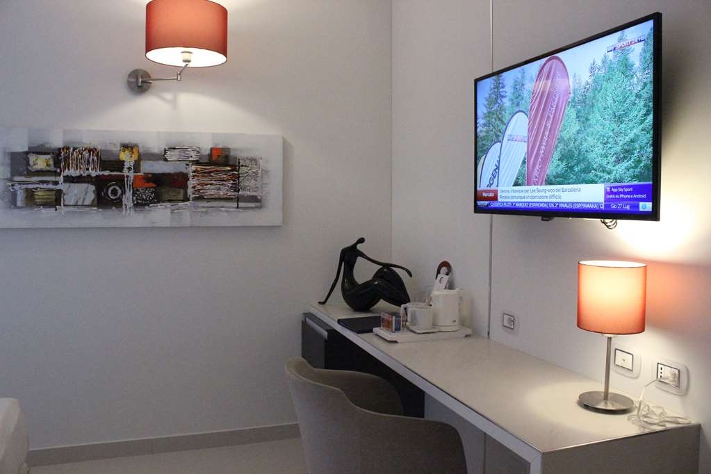 Best Western Plus Hotel Perla del Porto - Chambre d'agrément